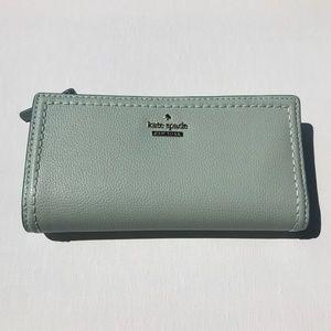 Kate Spade Misty Green Wallet